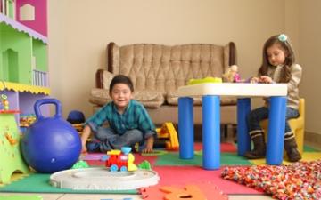 Área de niños